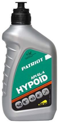 Масло трансмиссионное PATRIOT HYPOID API GL-4 80W85 850030727