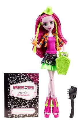 Кукла Monster High Монстры по обмену - Марисоль Кокси CFD17 CDC38