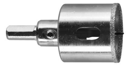 Алмазная коронка по керамограниту/стеклу для дрелей, шуруповертов Зубр 29850-32