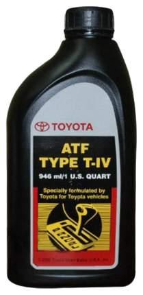 Трансмиссионное масло Toyota 0.946л