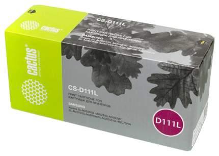 Картридж для лазерного принтера Cactus CS-D111L