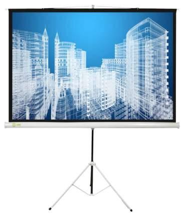 Экран для видеопроектора Cactus Triscreen CS-PST-104x186 Белый