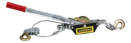 Лебедка Stayer 4310-1,5 1500кг