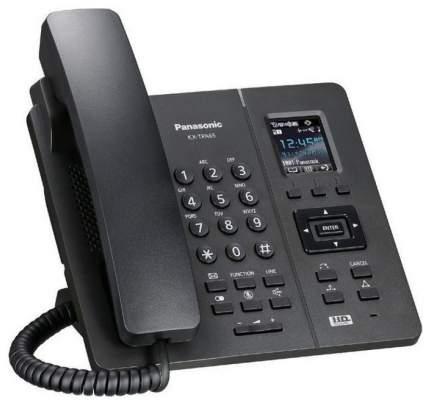 Телефон IP Panasonic KX-TPA65RUB черный