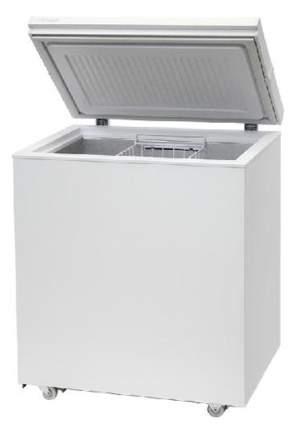 Морозильный ларь Бирюса F155К White