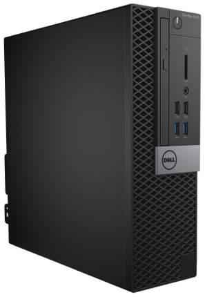 Системный блок Dell OptiPlex 5040-0033 SFF, Intel Core i7, 3400МГц, 8Гб RAM, 500Гб, Win 10