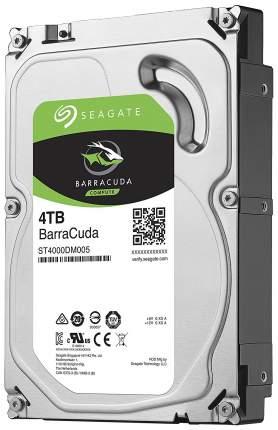 Внутренний жесткий диск Seagate BarraCuda 4TB (ST4000DM005)