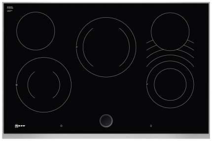 Встраиваемая варочная панель электрическая Neff T18TS28N0 Black