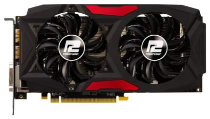 Видеокарта PowerColor Red Dragon Radeon RX 580 (AXRX 580 RX 580 4GBD5-3DHD/OC)