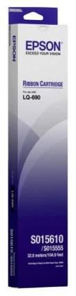 Картридж для матричного принтера Epson C13S015610BA