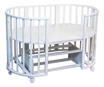 Кровать Sweet Baby Delizia Bianco с маятником