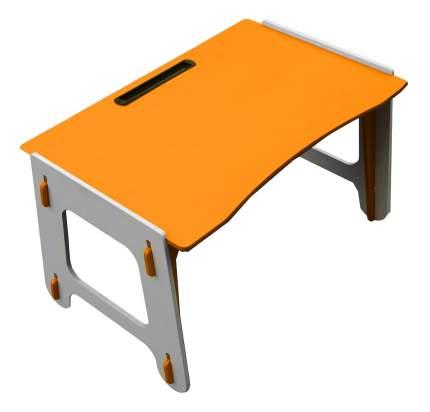 Стол Играем-собираем Фигурный ДШ №0 оранжевый