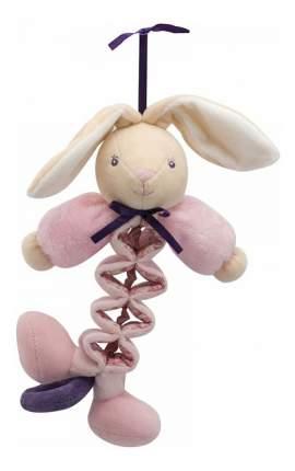 Мягкая игрушка Kaloo Заяц Розочка музыкальный маленький
