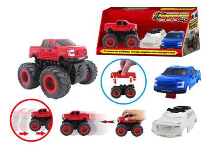 Машина инерционная S+S Toys Джип 100879150