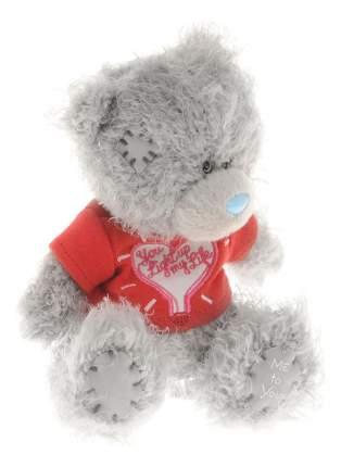 Мягкая игрушка Me to You Мишка Тедди в Футболке G01W3824,13 см