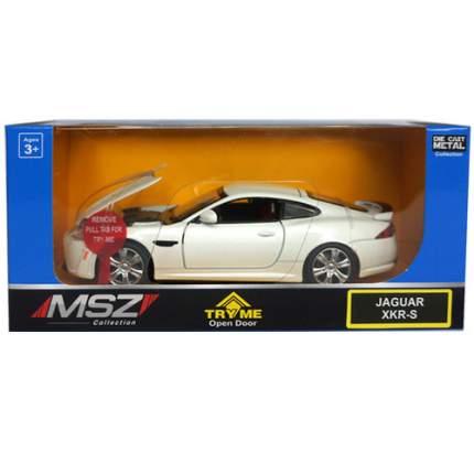 Модель машины MSZ Jaguar XKR-S (CP-68318-W)