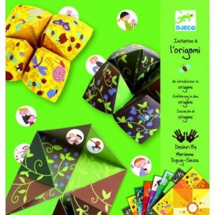 Оригами-гадалки DJECO Для игры в фанты (8764)