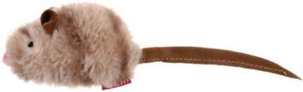 Мягкая игрушка для кошек Gigwi, Искусственный мех, с электронным чипом 4x9x6см