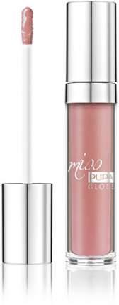 Блеск для губ PUPA Miss Pupa Gloss, тон №105 Majestic Nude (020032A105)