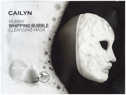 Маска для лица Cailyn Mummy Whipping Bubble Cleansing Mask 4 шт