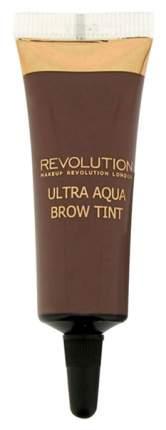 Тушь для бровей Makeup Revolution Ultra Aqua Brow Tint Medium