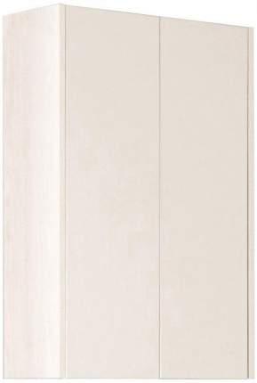 Шкаф двустворчатый Йорк белый/выбеленное дерево