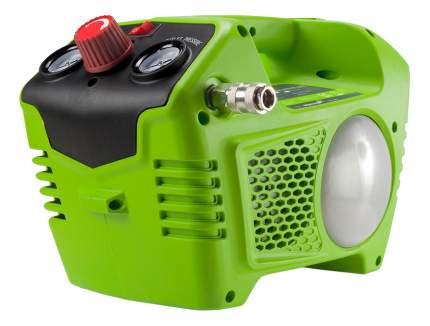 Поршневой компрессор Greenworks G40AC 4100802 без аккумулятора и з/у