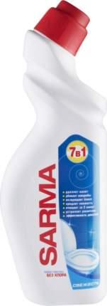 Средство Sarma чистящее для сантехники свежесть  7в1 750 мл