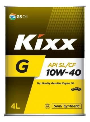 KIXX G SL/CF 10w-40 4л