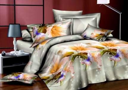 Комплект постельного белья ЭГО симфония двуспальный Э-2041
