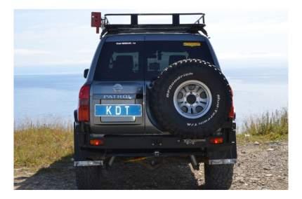 Силовой бампер KDT для Nissan 05021