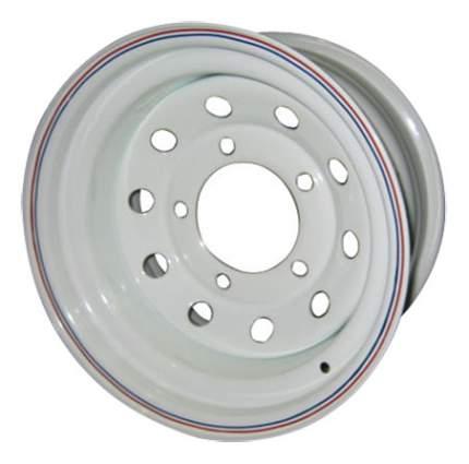 Колесные диски OFF-ROAD Wheels R15 8J PCD5x139.7 ET-19 D110 (1580-53910WH-19)