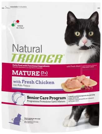 Сухой корм для кошек TRAINER Natural Mature, для пожилых, курица, 1,5кг