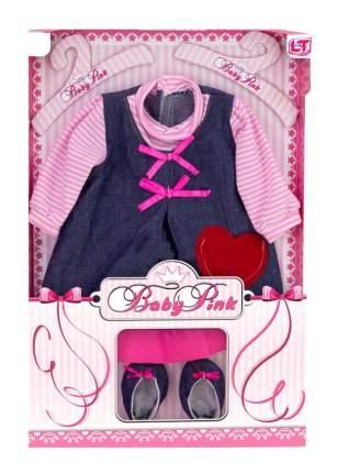 Летняя одежда для куклы Loko Toys Baby Pink для девочки