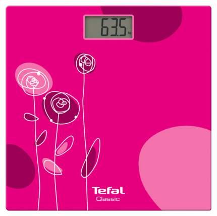Весы напольные Tefal New Decor PP1147V0 Розовый