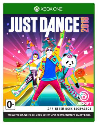 Игра для Xbox One Just Dance 2018