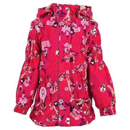 Куртка для девочек Huppa 1737BS15, р.116 цвет 763