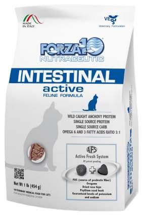 Сухой корм для кошек Forza10 Active Line Intestinal, при аллергии, анчоус, 0,454кг