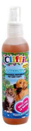 Cliffi Духи Тутти-фрутти для собак и кошек, 200гр