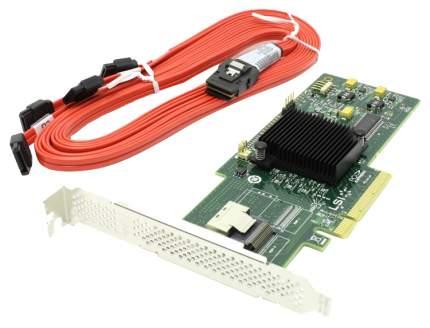 PCI-e RAID контроллер LSI Logic Контроллер LSI MegaRAID SAS 9240-4i LSI00199