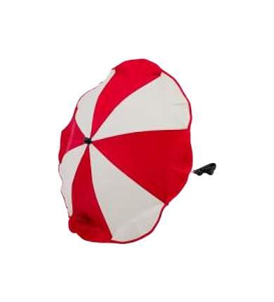 Зонтик для коляски Altabebe AL7001-26 Red/Beige