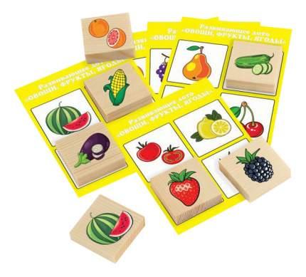 Семейная настольная игра Анданте Фрукты-овощи