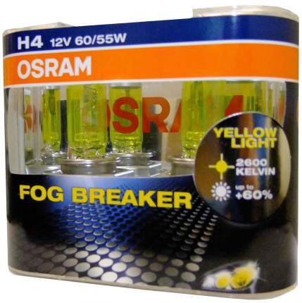 Лампа галогенная OSRAM FOG BREAKER 60W hb3
