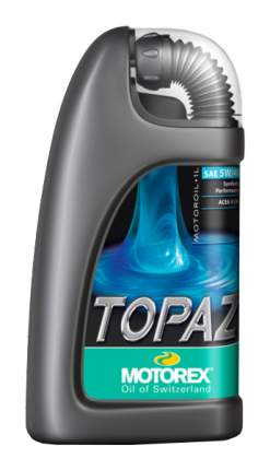 Моторное масло Motorex Topaz 5w40 1л 303349