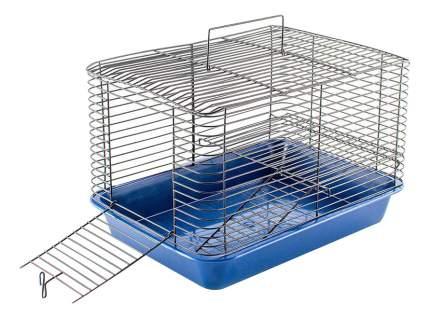 Клетка для крыс, морских свинок, мышей, хомяков ECO 24х21х33см