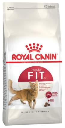 Сухой корм для кошек ROYAL CANIN Fit 32, для поддержания формы, птица, 15кг