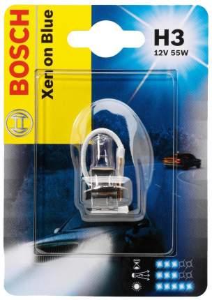 Лампа галогенная Bosch Pure light 55W pk22s 1987301006