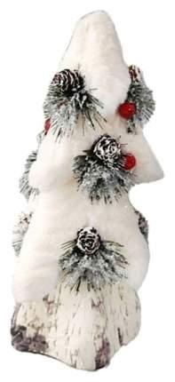 Фигурка новогодняя Новогодняя сказка 973019 Белый