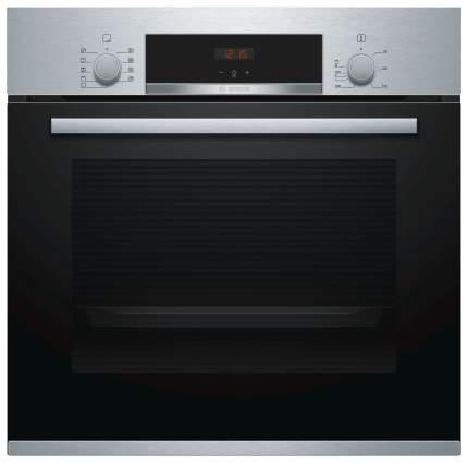 Встраиваемый электрический духовой шкаф Bosch HBF514BS0R Silver/Black