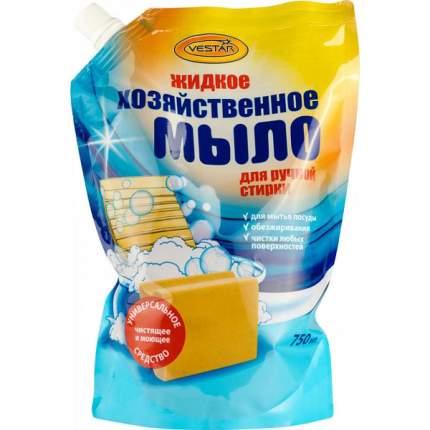 Жидкое мыло хозяйственное Вестар для ручной стирки 750 мл